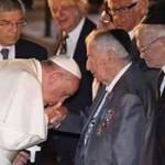 Papst Franziskus...